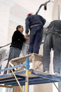 Охрана труда при монтаже изделий