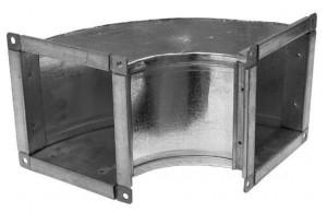 Жестяницкие изделия в системах вентиляции