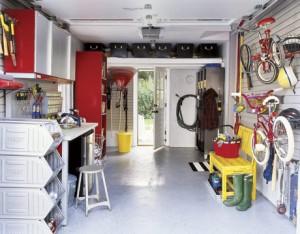 Полный порядок в гараже