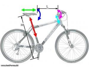 Регулируем велосипед для удобства