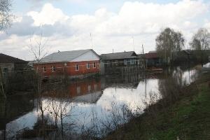 Убытки от паводка в Ичалковском районе