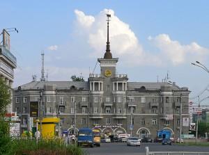 В Барнауле борятся с повреждениями на теплосетях
